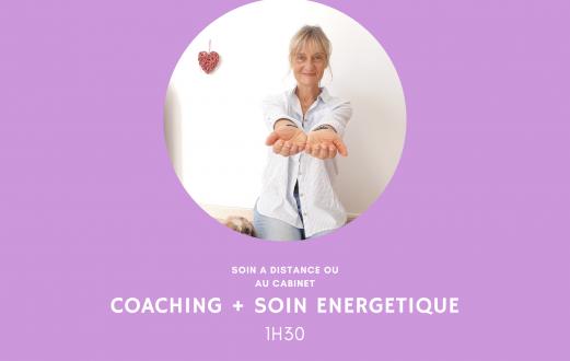 Coaching + Soin énergétique