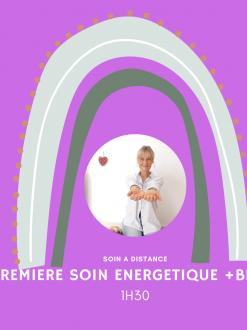 Premier soin energétique +Bilan