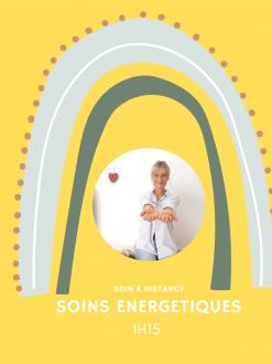Soins énergétiques – 1h15