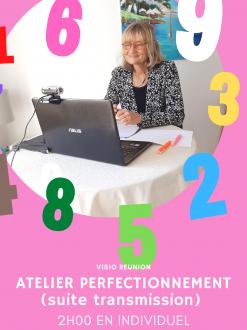 Atelier perfectionnement en Numérologie individuel